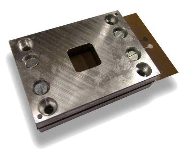 EPFL: Prototype speaker isodynamique, OPENAIR